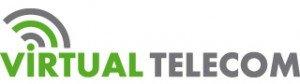 Logo Virtual Telecom Banner Website